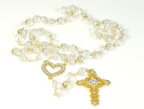 g/ crystal bridal